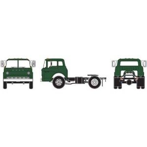 HO RTR Ford C Tractor, Green