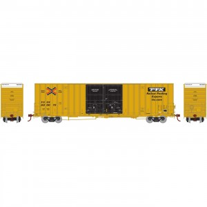 Athearn RTR 60' Gunderson DD HC Box TBOX TTX, Black