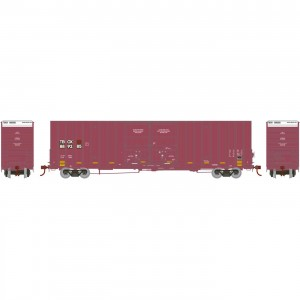 Athearn RTR 60' Gunderson DD HC Box TBOX TTX, Patched