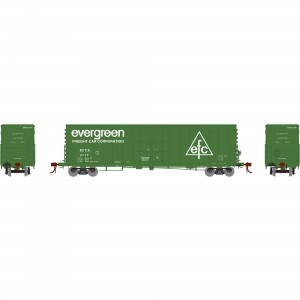"""Athearn Genesis 50' PC&F Riveted Box with 10' 6"""" Door"""