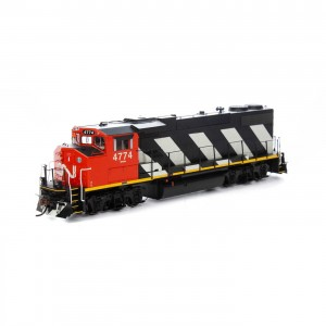 Athearn Genesis GP38-2(W) GMD with DCC & Sound