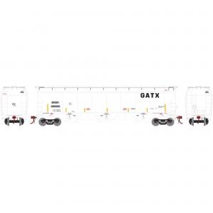 Athearn Genesis Trinity 3-Bay Hopper BNSF ex GATX