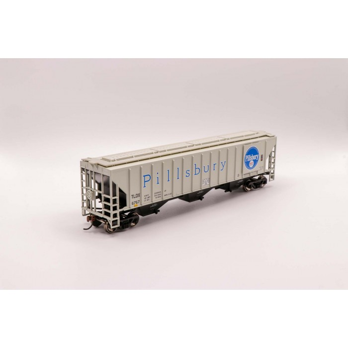 Athearn RTR PS 4740 Covered Hopper TLDX