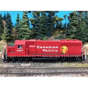 Atlas Model Railroad GP40-2 Phase 2 DC