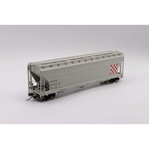 Atlas Model Railroad Co. ACF 4650 Centerflow Covered Hopper Pre-1971 Version