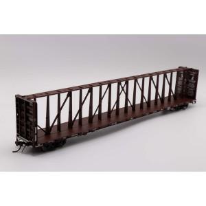 Atlas Model Railroad Co. 73' Center-Partition (Centerbeam) Flatcar