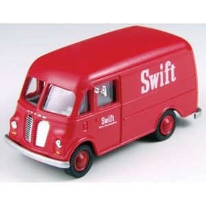 Classic Metal Works HO IH Metro Delivery Van, Swift Meats