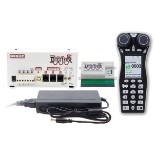 Digitrax EVOXD Evolution Express Advanced 5A-8A Duplex Radio Starter Set