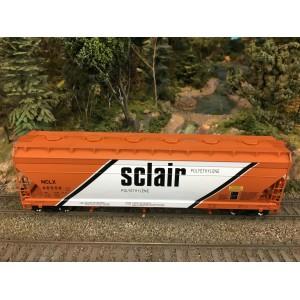 Intermountain Railway ACF 4650 Cu. Ft. 3-Bay Hopper Sclair