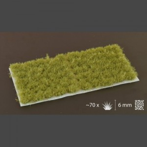 Gamers Grass Dense Green (6mm)
