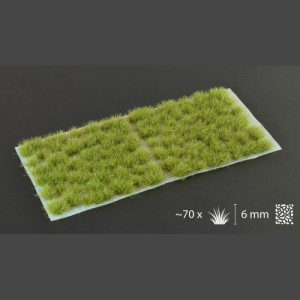 Gamers Grass Dry Green (6mm)