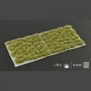 Gamers Grass Mixed Green (6mm)