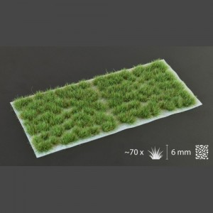 Gamers Grass Strong Green (6mm)