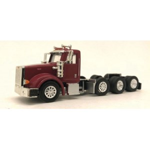 Herpa Models Peterbilt 379 Tractor with Tag Axle
