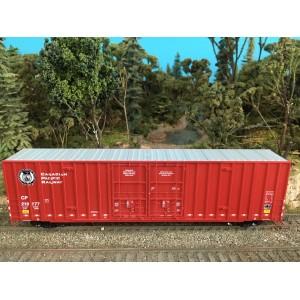 Athearn HO RTR 60' Gunderson DD Hi-Cube Box, CPR #218177