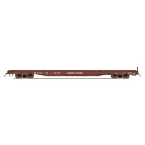 Intermountain Railway 60' Wood Deck Flat Car Canadian National