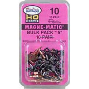 Kadee Quality Products #10 Bulk Pack No.5(R)