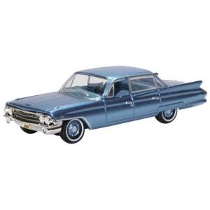 Oxford Diecast 1961 Cadillac Sedan de Ville