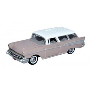 Oxford Diecast 1957 Chevrolet Nomad 2 Door Station Wagon