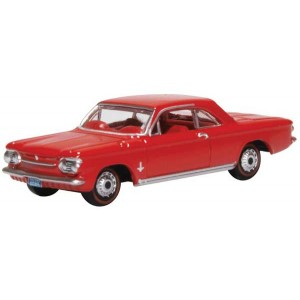 Oxford Diecast 1963-1970 Chevrolet Corvair Coupe
