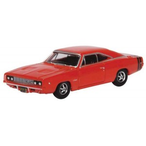 Oxford Diecast 1968 Dodge Charger