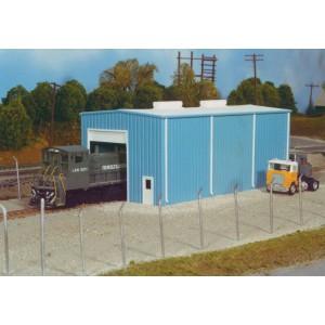 Pikestuff Modern Small Engine House