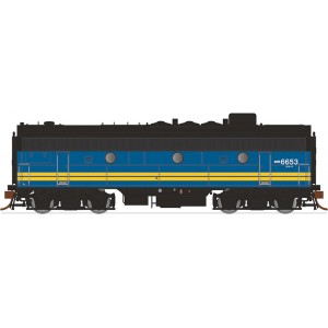 Rapido MLW M420 locomotive DC MR-20b DC-DCC-Sound