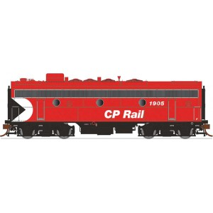Rapido Trains Inc GMD F9B - LokSound & DCC