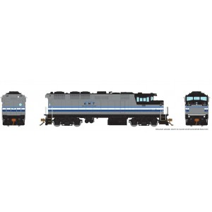 Rapido GMD F59PH locomotive DC AMT