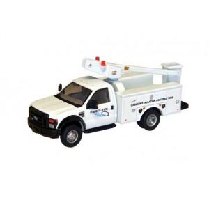 River Point Station F-450 XL Bucket Truck w/Regular Cab & Dual Rear Wheels