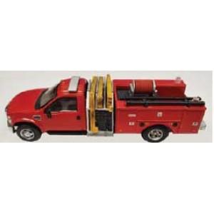 River Point Station Ford F-550 XLT Dual Rear Wheel Fire Mini Pumper Truck