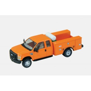River Point Station Ford F-450 XLT Super Cab Dual Rear Wheel Fleet Service Truck