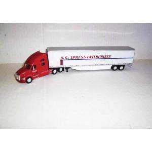 Trucks n Stuff Kenworth T700 with 53′ Dry Van Trailer
