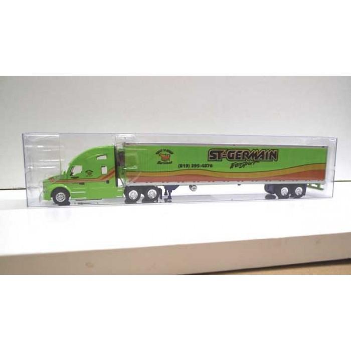 Trucks n Stuff Kenworth T680 Sleeper Cab Tractor with 53' Reefer Trailer
