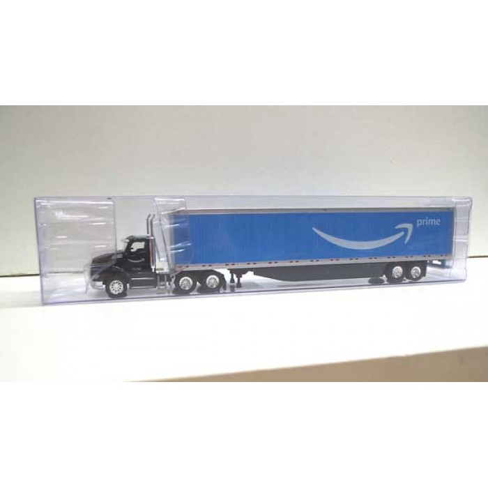 Trucks n Stuff Kenworth T680 Day Cab Tractor with 53' Dry Van Trailer