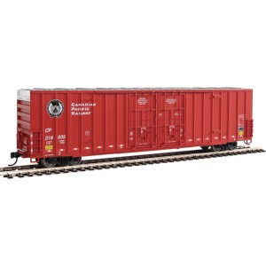 WalthersMainline 60' High Cube Plate F Boxcar