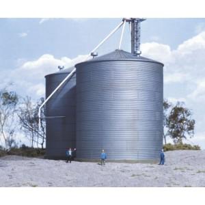 Walthers Cornerstone Big Grain Storage Bin