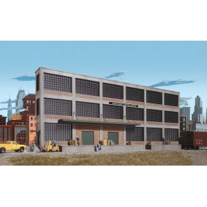 Walthers Cornerstone Armstrong Electric Motors Background Building