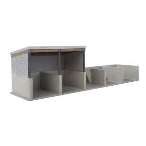 Walthers Cornerstone Bulk Material Storage
