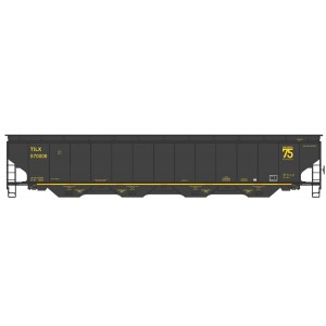 WalthersProto 67' Trinity 6351 4-Bay Covered Hopper
