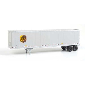 Walthers SceneMaster 45' Stoughton Trailer 2-Pack