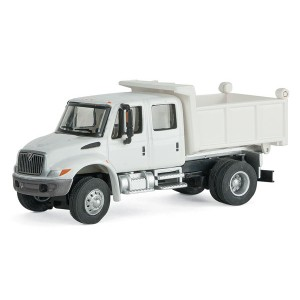 Walthers SceneMaster International(R) 4300 Crew-Cab Dump Truck