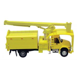 Walthers SceneMaster International(R) 4300 2-Axle Truck with Tree Trimmer Body