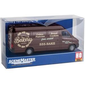 Walthers SceneMaster Delivery Van